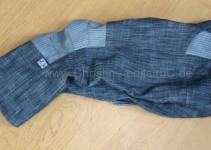 Nonita Jeans linkes Bein