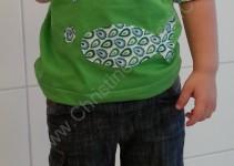 Shirt Zoe Fisch, Hose Nonita