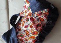 ElPorto Jeans und Paysley-Feincord