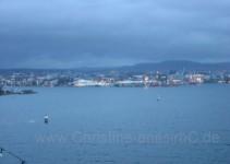 Oslo kommt näher und wird heller
