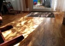 Lichtspiel auf dem Boden
