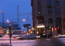 Panorama in Göteborg