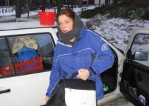Die Suche nach dem Foto im vollbepackten Auto