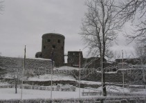 Bohuslän-Festning - wie alles geöffnet von Mai bis Oktober