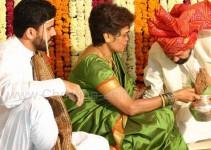 Brautmutter und Bräutigamvater sind auch einbezogen