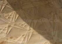 Detail Schattengrenze Taj Mahal