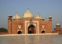 und noch eine Nachbar-Moschee