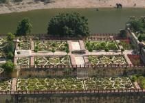 Gärten bei Agra