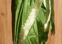 diesen Sari habe ich mitgenommen