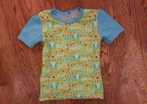 Gartenshirt 98