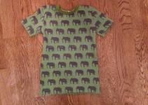 Elefantenshirt 110