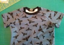 Fledermausshirt