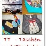 Logo Taschen und Täschchen