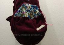 """Detail Taschen """"Rückseite"""""""