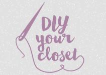 DIY your closet