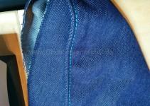Tascheneingriff abgesteppt