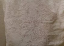 Detail weißes Shirt