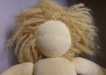 fertige Glieder-Puppe
