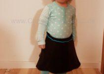 Kind 3 noch mit Strumpfhose