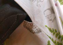 Detail Durchlass