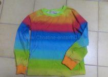 Regenbogen-Shirt