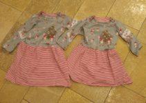 Kleidchen im Doppelpack