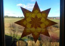 Stern im Stern