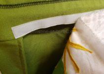 Klettband für Kulissen