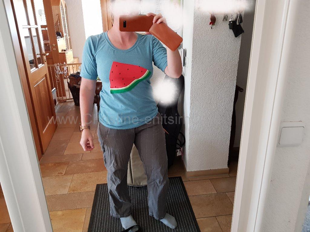 Melonenshirt
